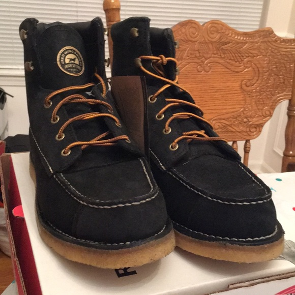 Red Wing Irish Setter 3826 Bar Boot size 13. New NWT